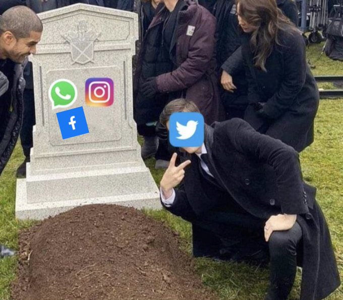 Twitter filled with hilarious memes as Facebook WhatsApp Instagram down (LankaXpress.com)