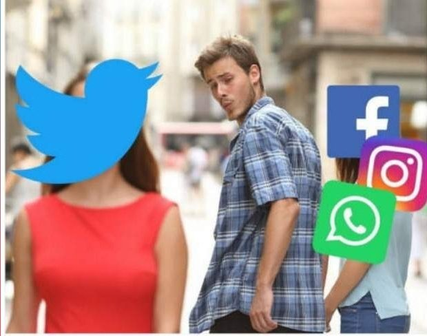 Twitter filled with hilarious memes as Facebook WhatsApp Instagram down