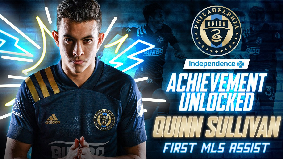 Big shoutout to @QuinnSullivan33 on bagging his first assist on Sunday!  Achievement, Unlocked 🔓