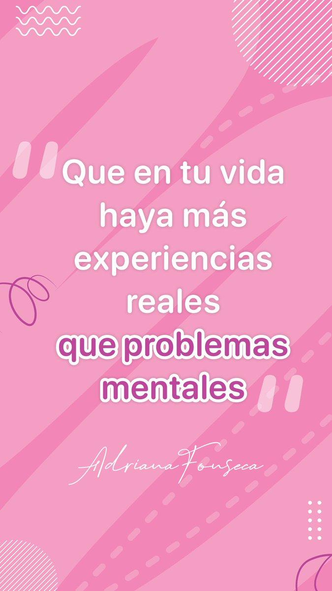 Preocúpate menos y actúa más 😉💕🤜🤛  #vibrapositiva #ViveEnElHoy #vivelavida #tipsvida #tips #AdrianaTips #reels #FelizLunes