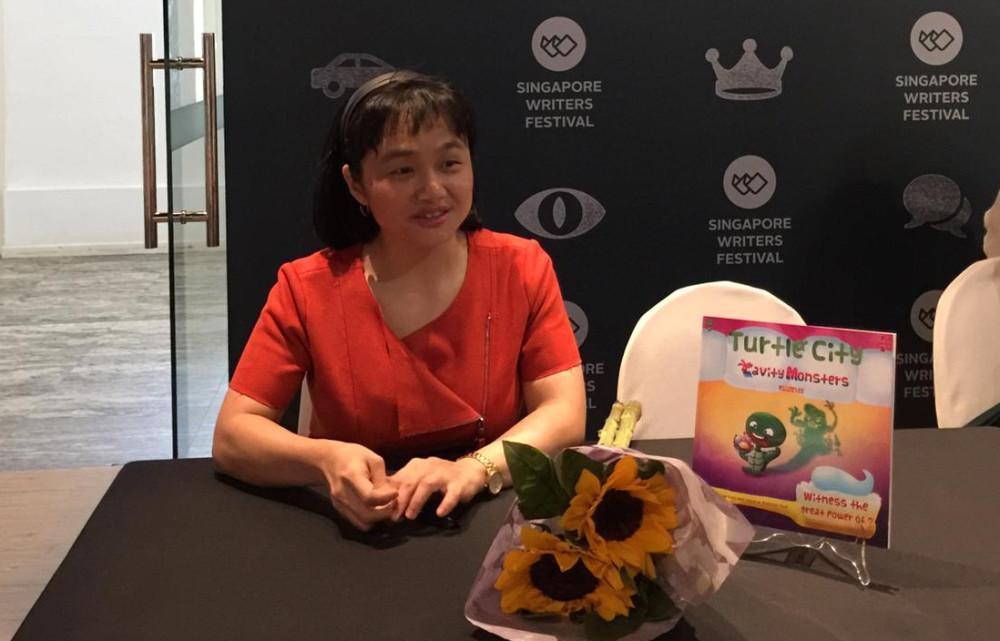 PitchMark Innovator Spotlight: Author and illustrator Tienny The https://t.co/yTGCLaaw4i https://t.co/5bYNTMZNH0