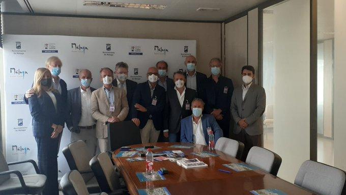 Presentación en Málaga Open4Business a inversores holandeses