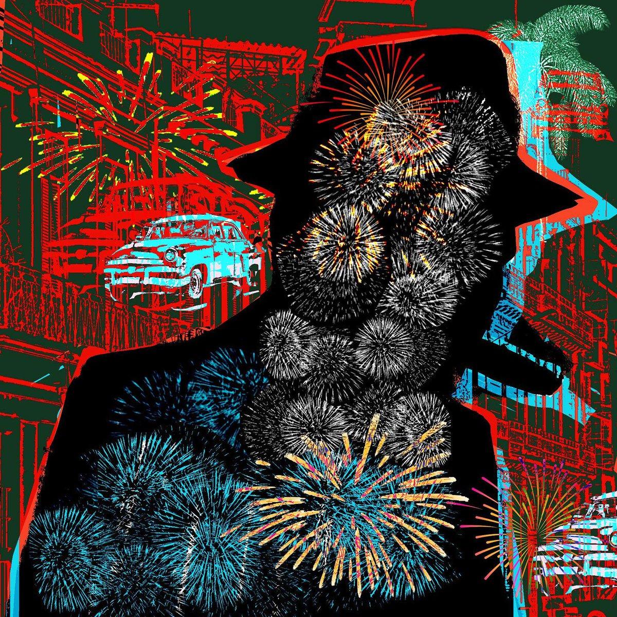 Check out this beautiful art inspired by Buena Vista Social Club and created by @NgadiSmart . Share your own Buena Vista Social Club inspired artwork using #BVSC25Art  #artwork #artist #artoftheday #buenavistasocialclub