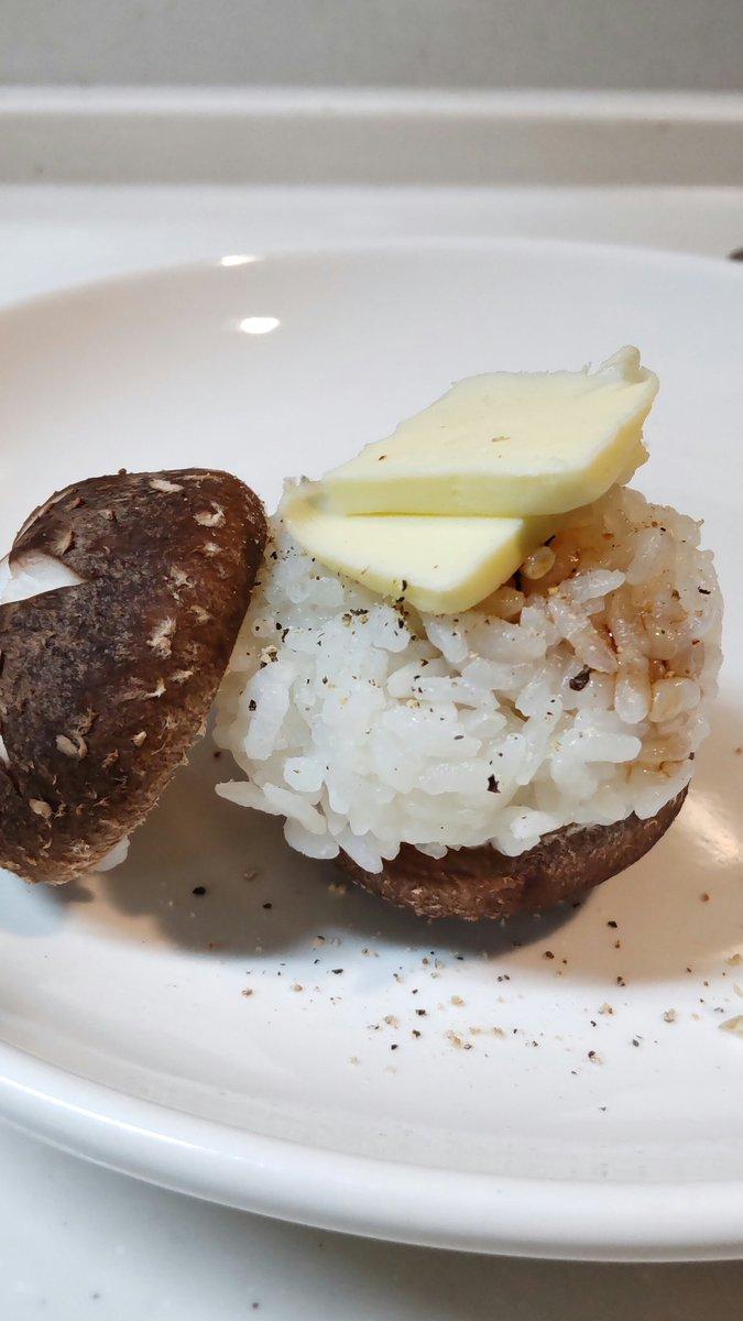 椎茸でキノコッツォを作ろう!バター醤油ご飯やチーズが相性抜群!