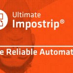 Image for the Tweet beginning: Imposition software automation at Ultimate