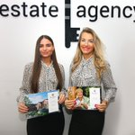 We're excited to see Ruth and Olivia at @EstatesUnique representing our Burghley Retirement Living site, Royles Lodge in Thornton - Cleveleys, Blackpool.#retirementliving #estateagent #DevelopConstructOperate