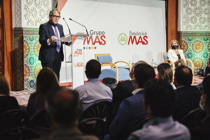 Vicente Martín comprometido con el empleo en Andalucía