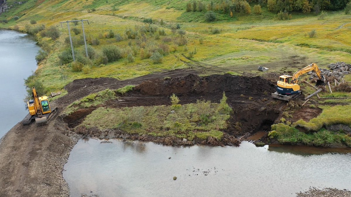 Fantastic work to be involved with happening in #Iceland just now! A cbec design, delivered on the ground by a collaborative effort between cbec, McGowan Ltd and a local contractor. #naturallydifferent (photos by Sam Hesling, McGowan Groundworks Ltd) @McGowanLtdUK