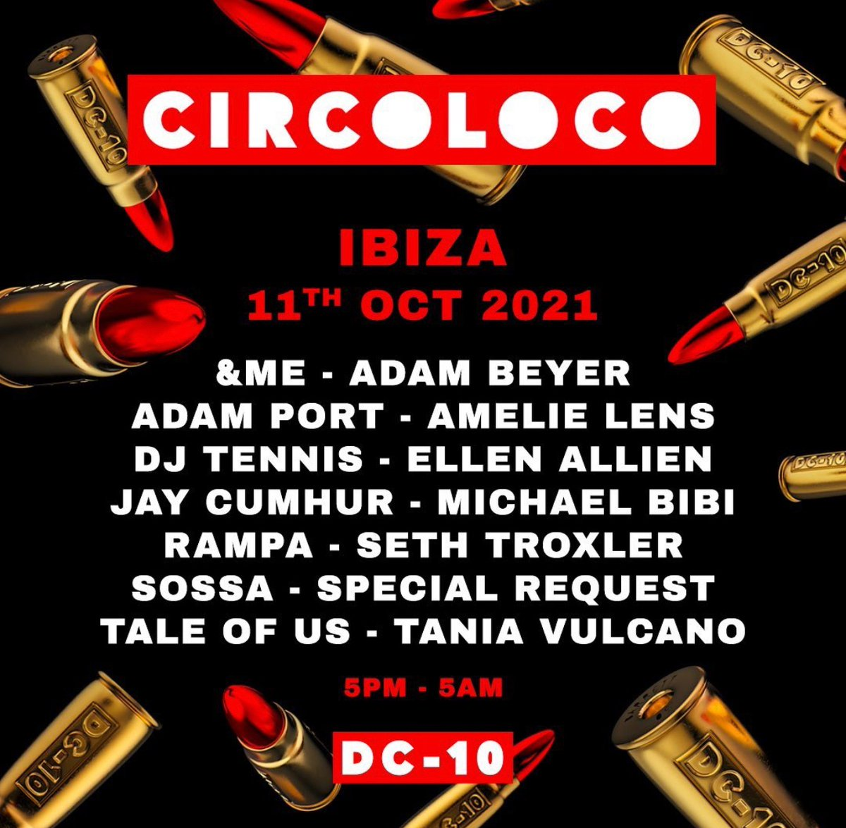 🚀🚀🚀🚀🚀🚀 @circolocoibiza