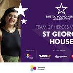 Image for the Tweet beginning: Team of Heroes Award has