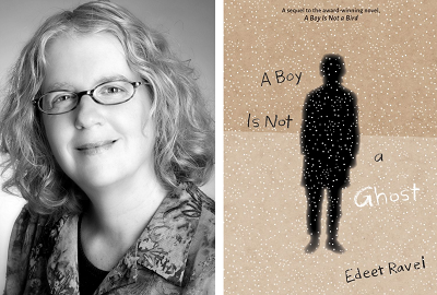 test Twitter Media - Welcome Edeet Ravel to our Virtual Book Tour! The author of A Boy is Not a Bird talks to us about the new sequel, A Boy is Not a Ghost. Visit our blog for the exclusive interview, teaching resources and much more! #kidlit https://t.co/EXVS9HvUsd @GroundwoodBooks @HouseofAnansi https://t.co/x8RRcfgLTP