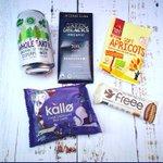 Image for the Tweet beginning: Exclusive chocolate @greenandblacks partner at