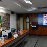 Image for the Tweet beginning: Comissão aprova suspensão de multa