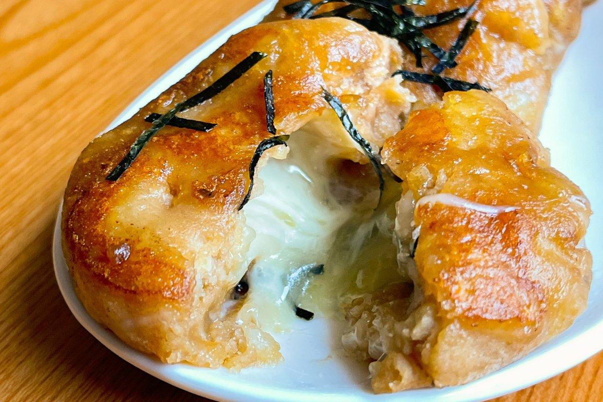 居酒屋風チーズとろける芋もちは絶対美味いレシピなはず‼