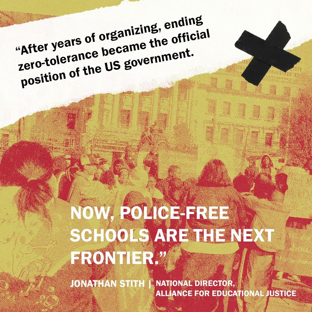 Can't stop. Won't stop. #policefreefutures #freeourfutures #fundourfutures