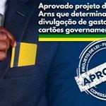 Image for the Tweet beginning: A Comissão de Fiscalização e
