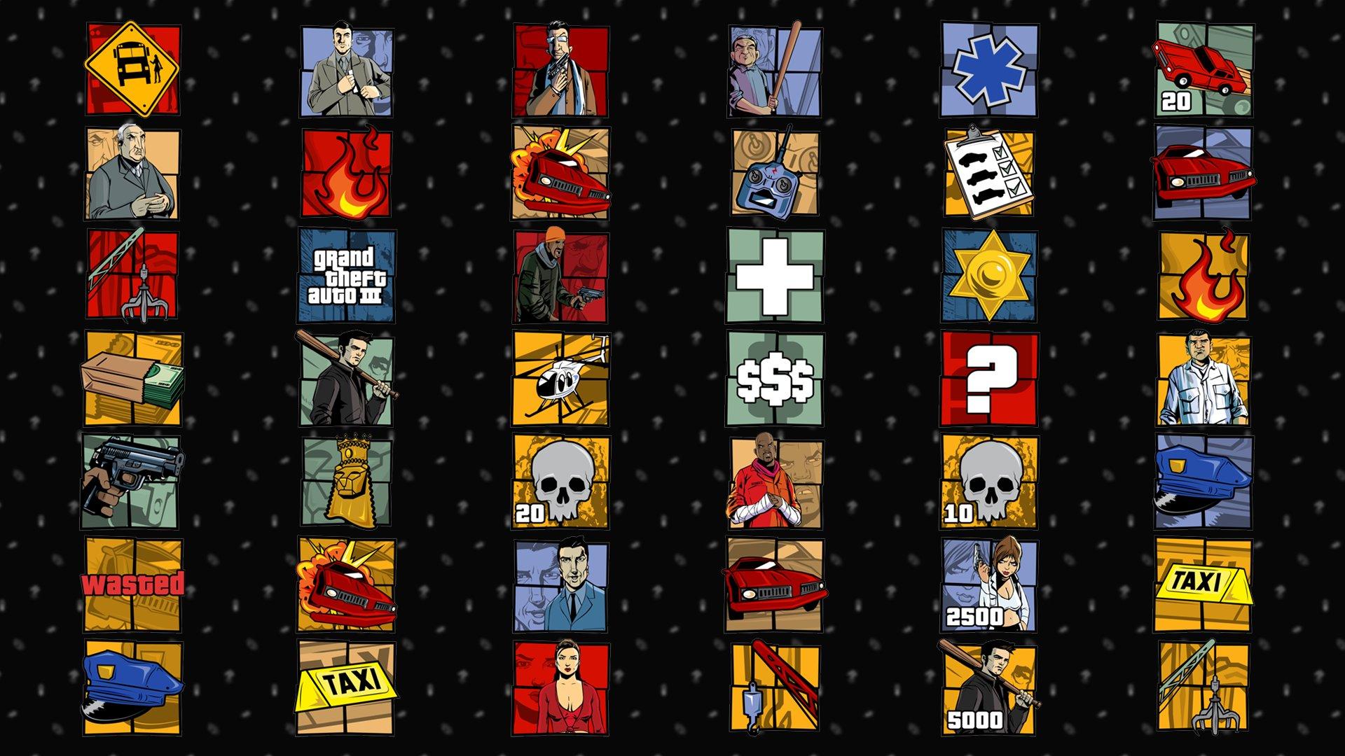 GTA: The Trilogy – The Definitive Edition   Vaza centenas de imagens da trilogia 1