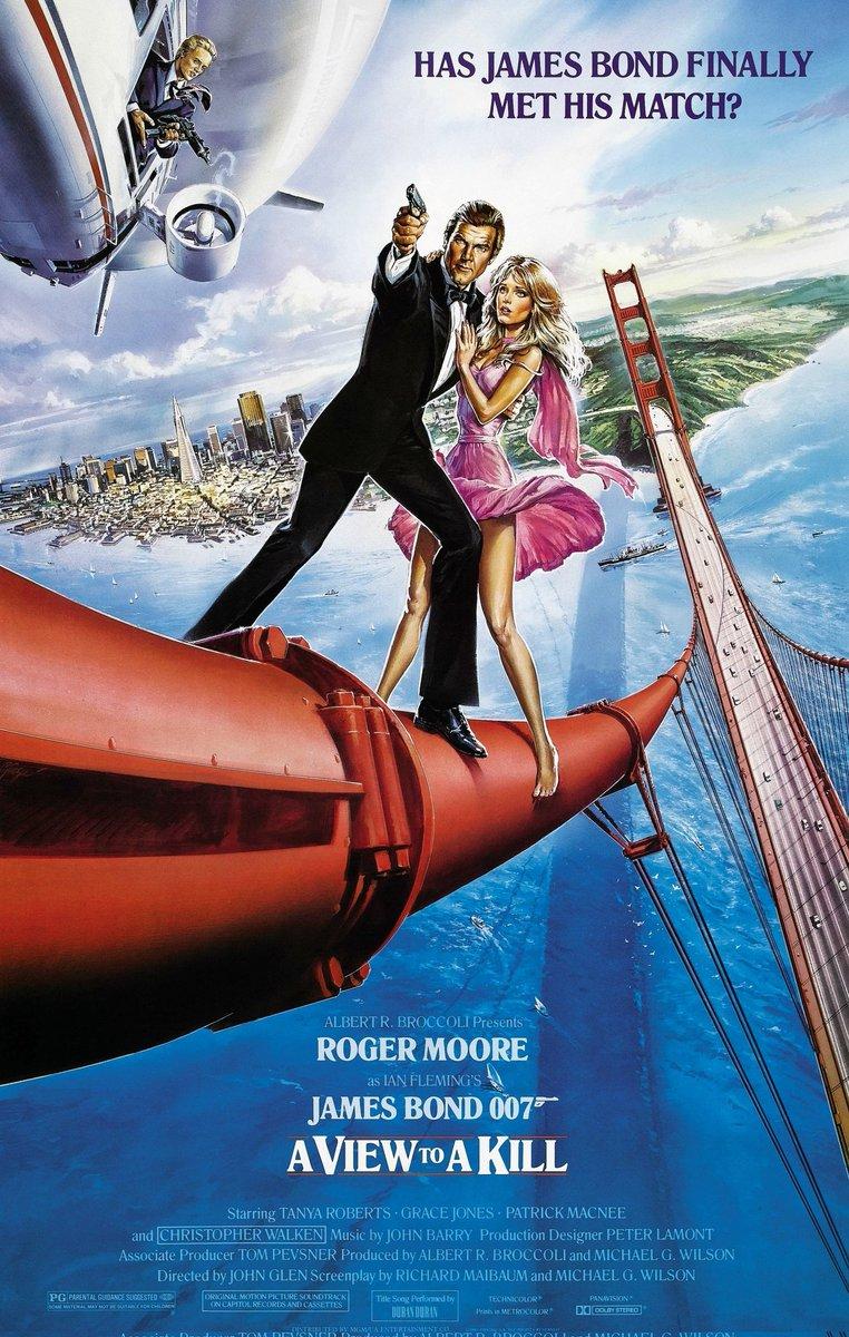 [好雷] 007 雷霆殺機 A View To Kill (1985)