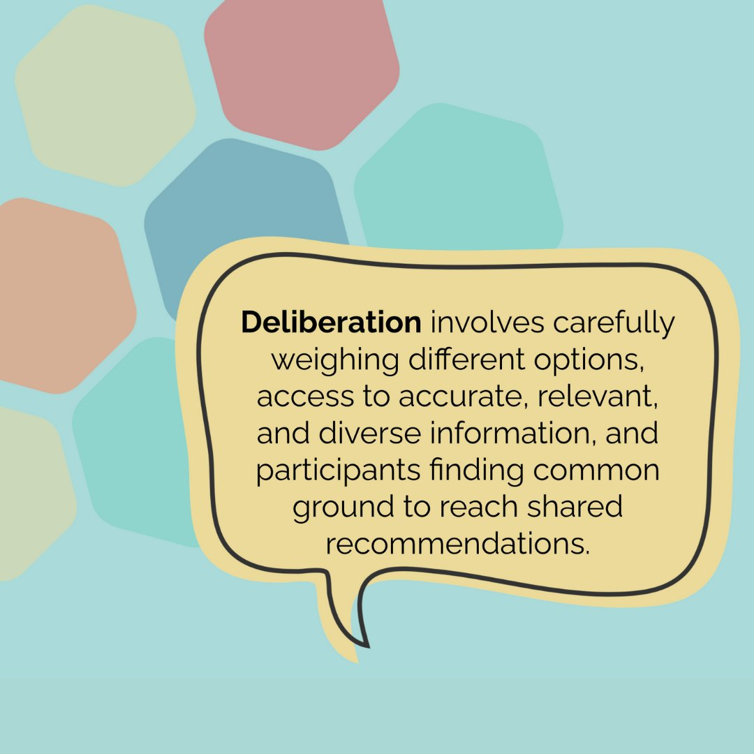 test Twitter Media - We are building a concept #Glossary. Each week, we'll take a term or concept common in our field and share our definition of it. First on the list #Deliberation.   What concept would you like defined? Comment below.  #EducationTuesday https://t.co/d1EHy9hv2r