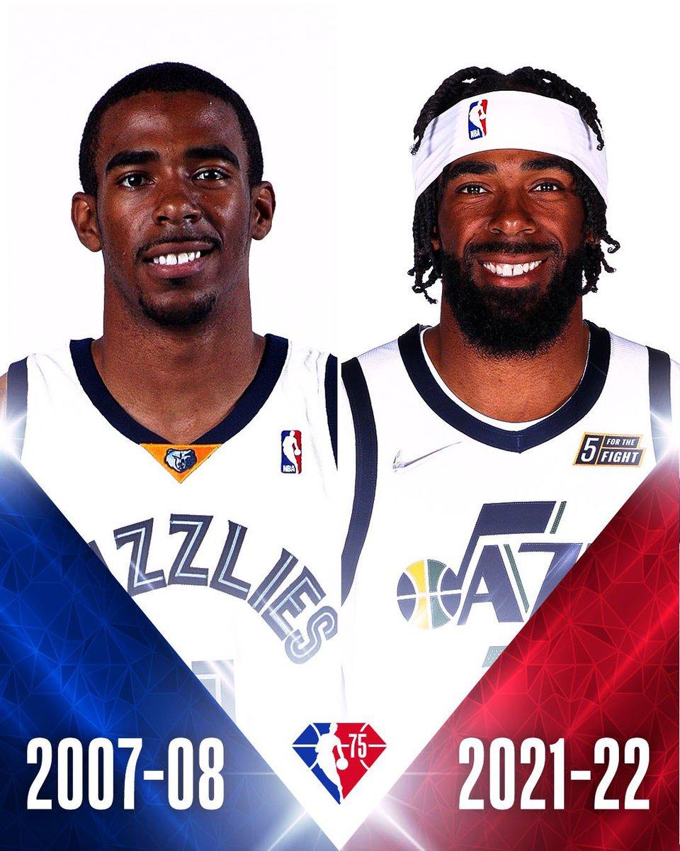 Year 1 ⏩ Year 15  #NBA75