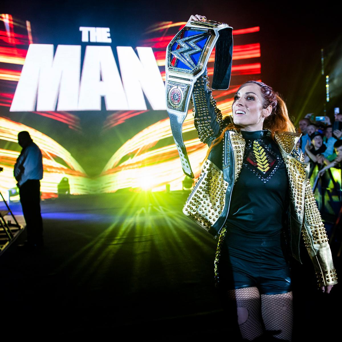 Becky Lynch Makes Bold Statement After WWE's UK Tour Completion 2