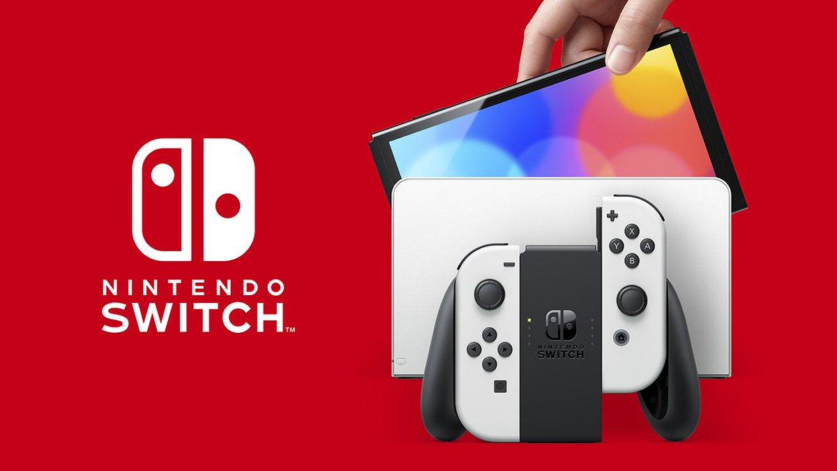 【第1回】Nintendo Switch(有機ELモデル)抽選予約販売【ノジマオンライン】