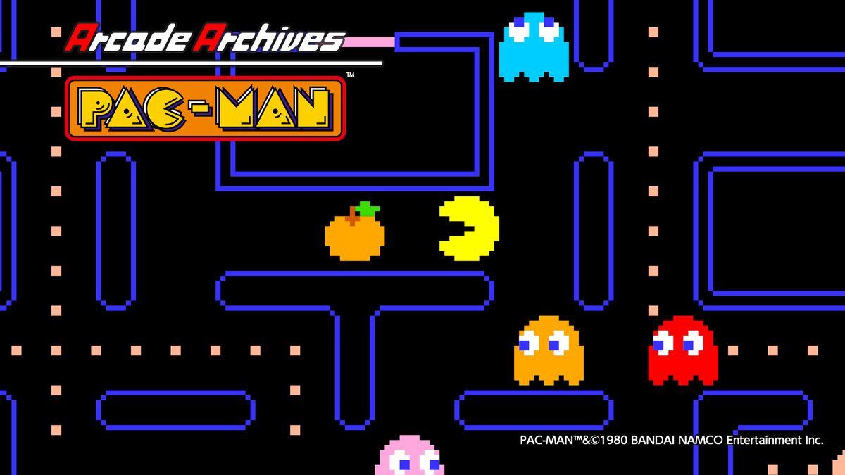 NAMCO is coming to the Arcade Archives! Throw it back with the classic arcade display & compete for the high score, inputting your name for all to see. #ArcadeArchives PAC-MAN and XEVIOUS are available for #NintendoSwitch today!  https://t.co/R3y1m2uUzY https://t.co/RhC1S3MHue https://t.co/NRHt9i6bdJ