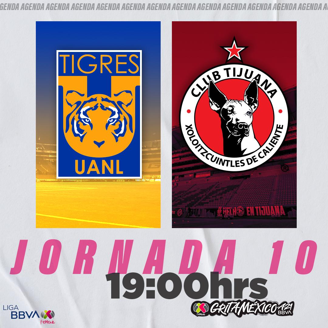 Tigres vs Tijuana