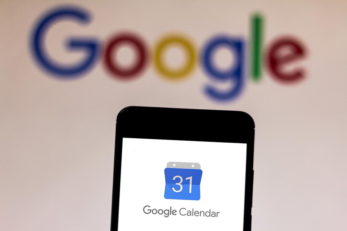 Google adds one-button group chats for Calendar meetings
