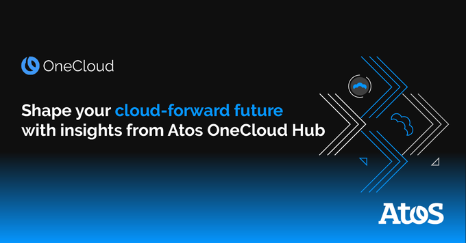 On the journey to the #cloud, no path is the same. Atos #OneCloud Hub...
