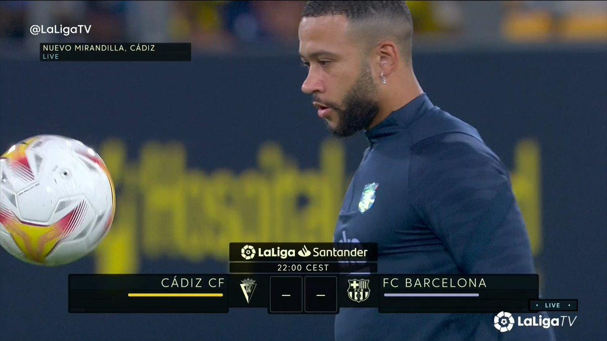 Full match: Cadiz vs Barcelona
