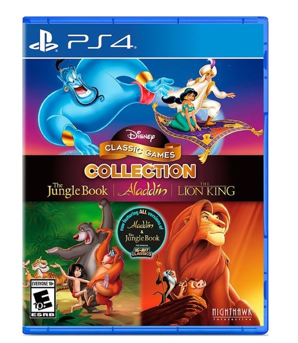 Pre-Order: Disney Classic Games Collection (PS4/S/X1) $29.99 via Best Buy.