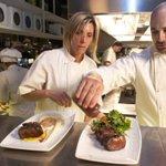 Image for the Tweet beginning: El chef Germán Martitegui anunció