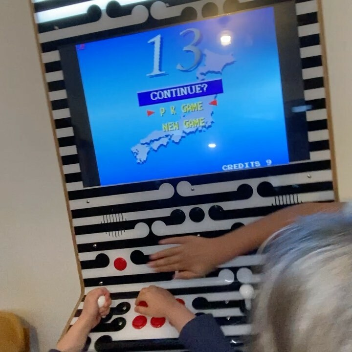 The Strathmore local video arcade and general hui hangout. #postlockdown https://t.co/etChlDuBU2