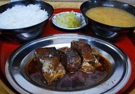 骨まで食べられる極上のサバ煮定食!(京都府京都市北区上賀茂)  #tabelog
