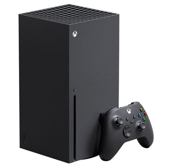 Series X via Microsoft Store.