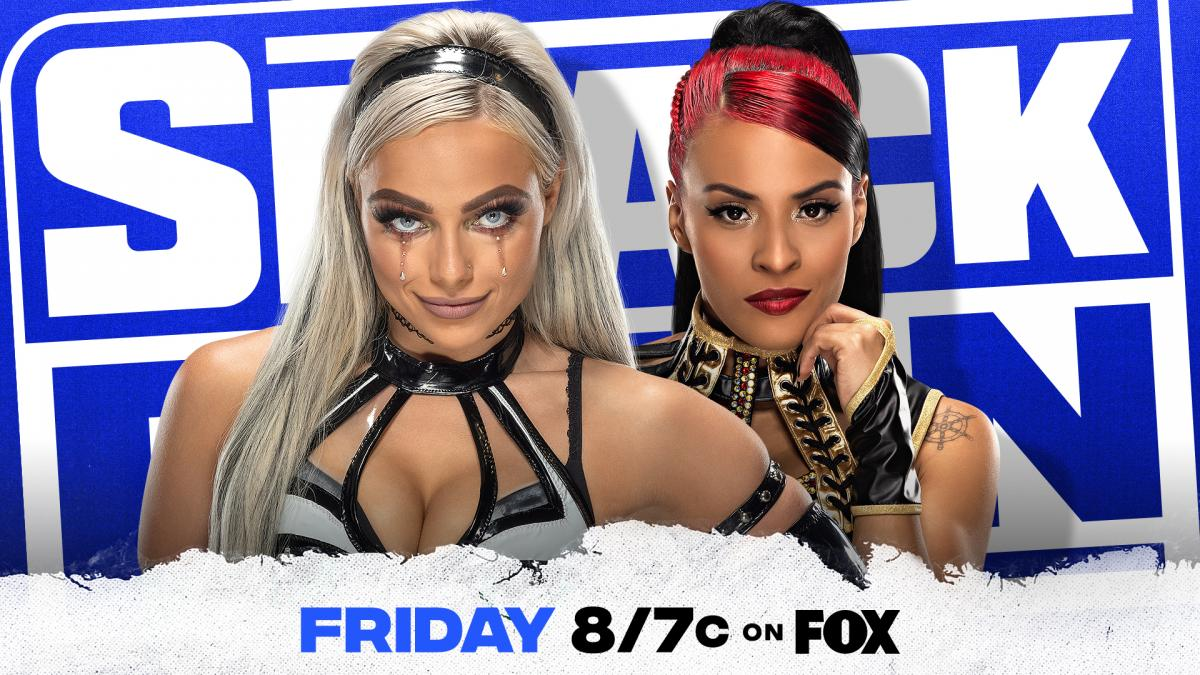 WWE Smackdown Preview (24/09/21): Title Match; Extreme Rules Go-Home Episode 2
