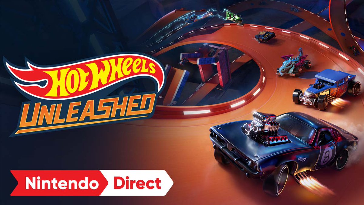 Get ready to drive and collect more than 60 vehicles from the Hot Wheels universe!  Race through immersive locations or unleash your creativity to build your own tracks.  #HotWheelsUnleashed comes to #NintendoSwitch on Sept. 30. #NintendoDirect https://t.co/dndfL2tOKr
