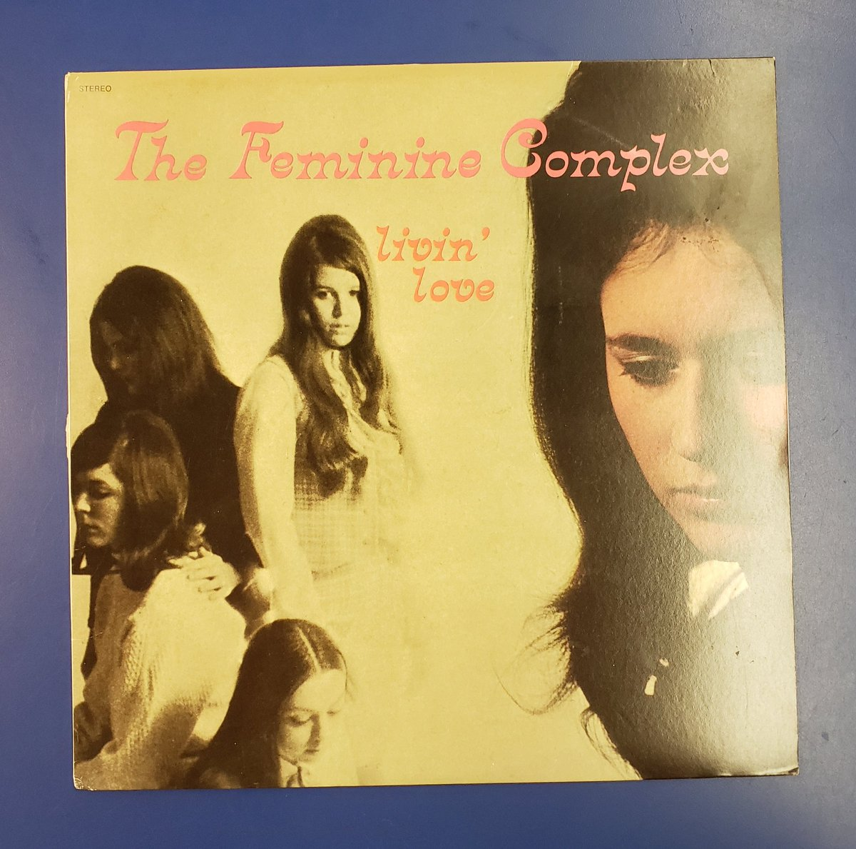 RT @SonicBoomSpins: Feminine Complex - Livin' Love #NowPlaying #vinylrecords https://t.co/yA7WYJeIuc