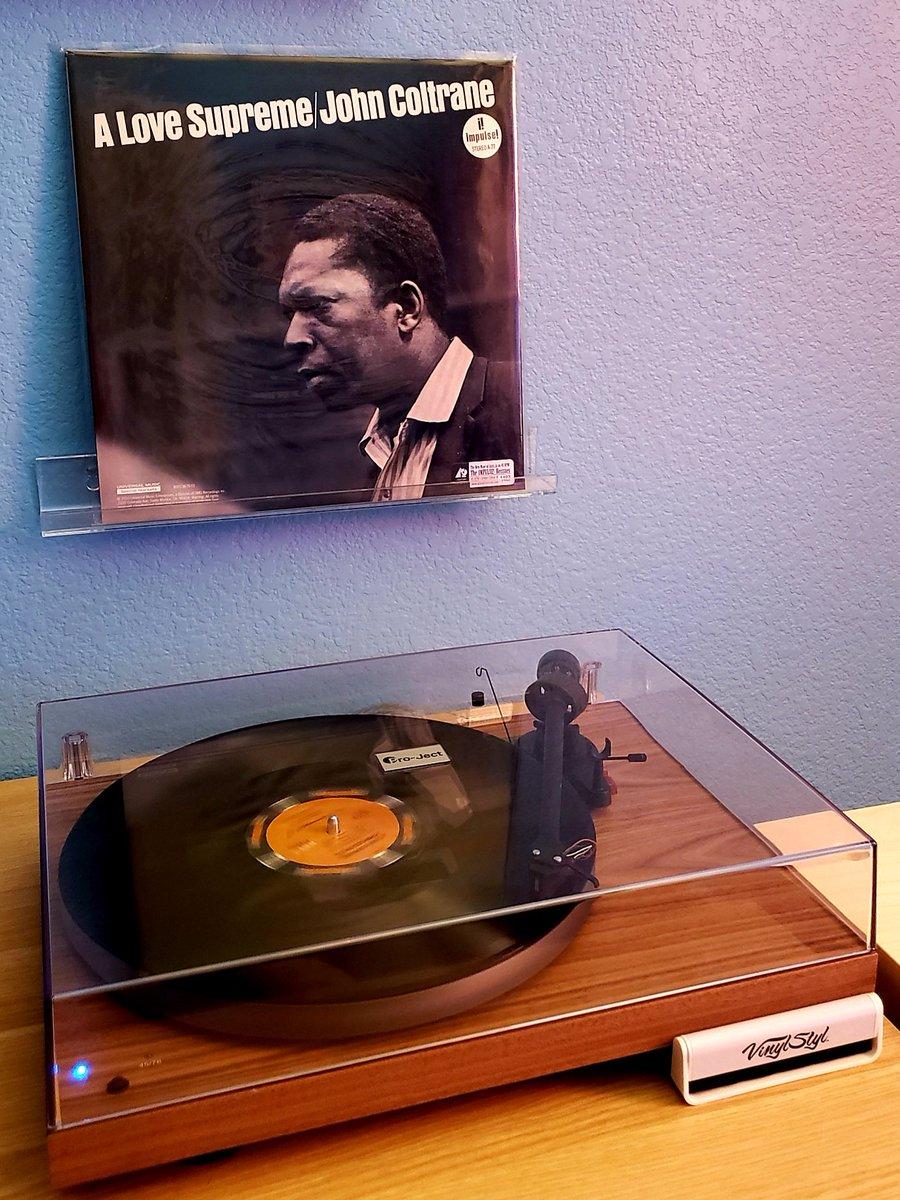 #Nowspinning Coltrane, ALS #vinylrecords https://t.co/g1ltHa4YPd
