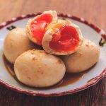 5個作ってもすぐに無くなっちゃう?!ご飯がとってもよく進みそうな「味玉」レシピ!