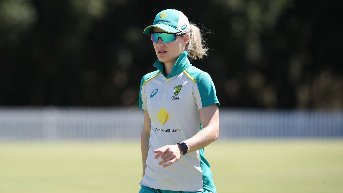Team news:  🇦🇺 Nicola Carey comes in place of Rachael Haynes 🇮🇳 Rajeshwari Gayakwad replaces Sneh Rana  📺 Watch the action on https://t.co/CPDKNx77KV (select regions) 🧮 Follow live: https://t.co/PWbQVjuCNo   #AUSvIND https://t.co/hQcExv5Vgs