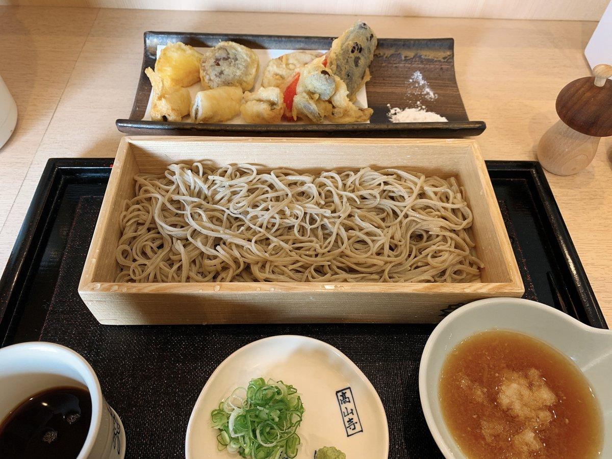 めちゃくちゃ美味い!!!!!!!🤩蕎麦はもちろん美味しいんだけど、天ぷら美味すぎる🤤穴子やら5種類の野菜の天ぷらがついてくる天せいろはマジでおすすめ…蕎麦割烹  倉田050-5890-6379東京都品川区小山3-2-18
