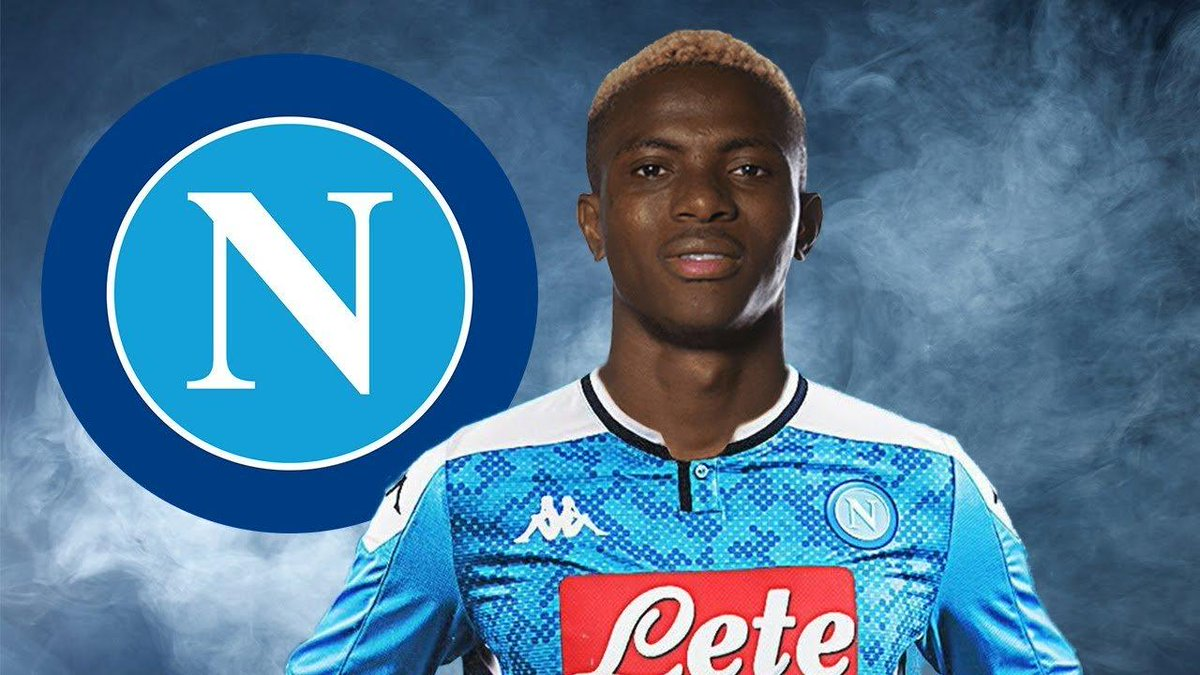 Napoli's Osimhen grabs brace in 4-0 rout to reclaim top spot in Serie A