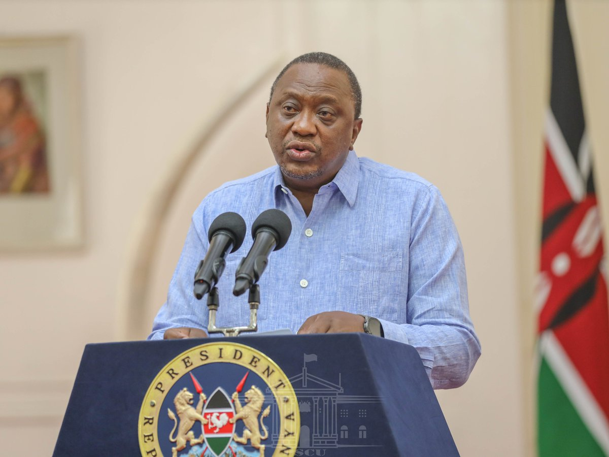 State House Kenya on Twitter