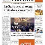 Image for the Tweet beginning: Buongiorno con la prima pagina