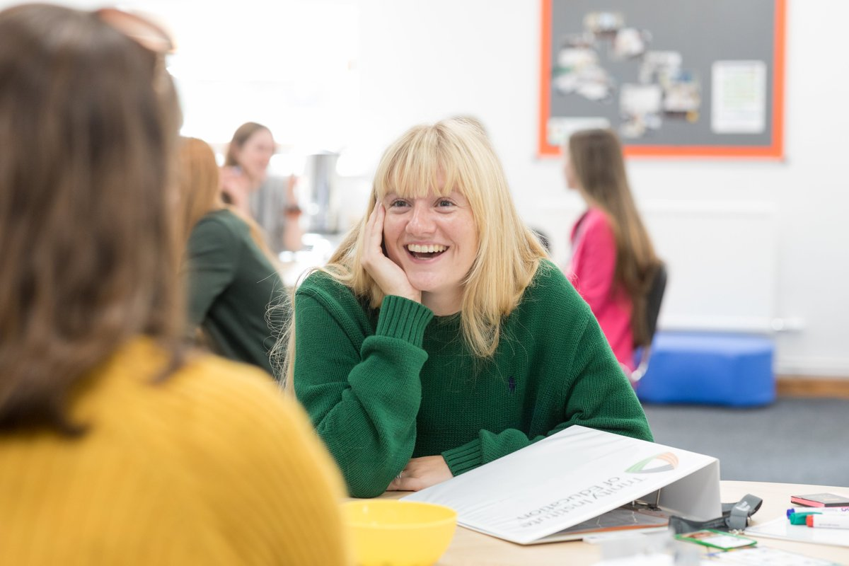 RT @Trinityteach LAUNCH Information Event! Thinking about becoming a teacher? Come to our first info #event & see if our #SchoolDirect course is a good fit for you, your lifestyle & future goals ⭐️ No need to book, just pop in! #PGCE  🗓️  2 October ⏰ 10am - 12pm  📍 @ThePieceHall in #Halifax
