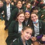 Good luck in House Choral Austen! 💜💜