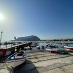 Image for the Tweet beginning: Early morning in Mondello (Palermo