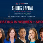 Image for the Tweet beginning: The 2021 Sports Capital Symposium